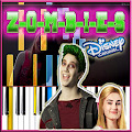 Someday Disney's Zombies Piano Games