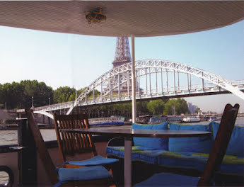 péniche à Paris 16ème (75)