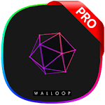 Walloop Pro 💎Video Live Wallpapers NO ADS Icon