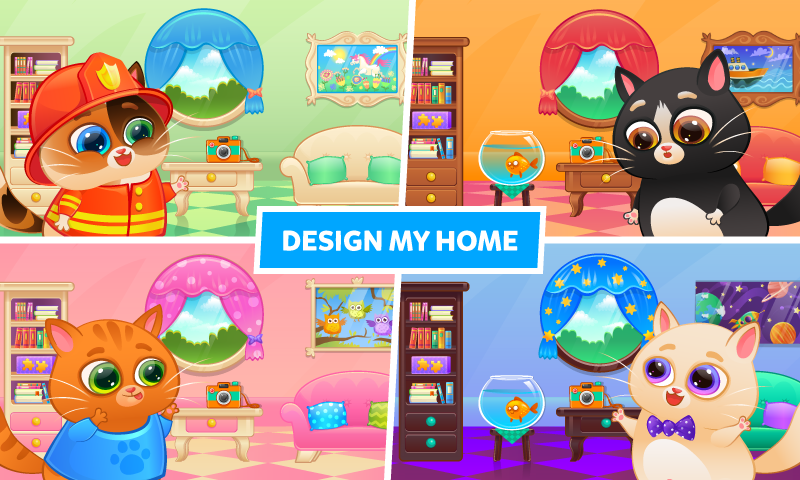 Bubbu – My Virtual Pet- screenshot
