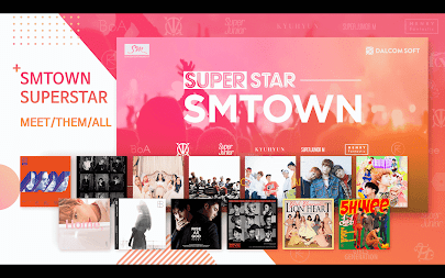 SuperStar SMTOWN APK screenshot thumbnail 8