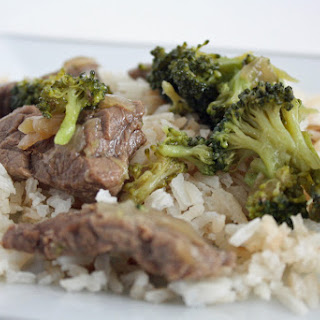 Instant Pot Beef and Broccoli.
