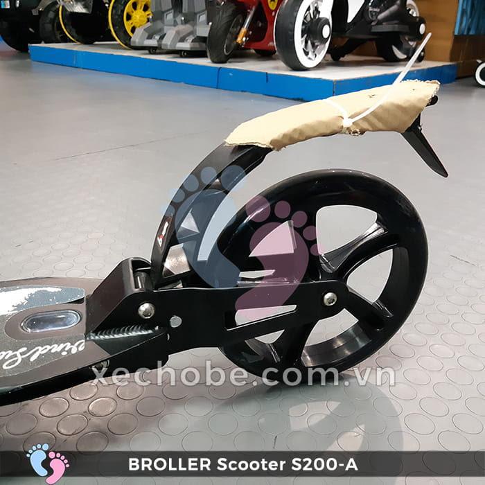 Xe trượt Scooter 2 bánh Broller S200A 16