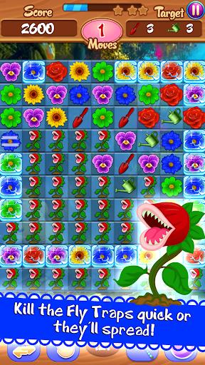 Flower Mania: Match 3 Game apktram screenshots 12