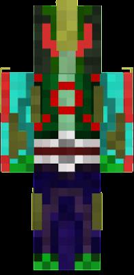 snakeman (zombie ver.)