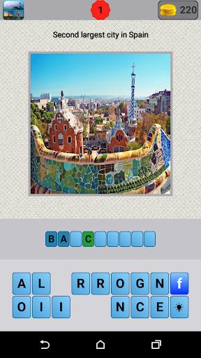 Cities Quiz screenshots 1