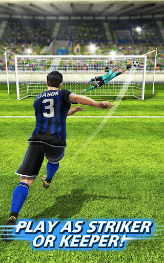 Football Strike - Multiplayer Soccer  gameplay | by HackJr.Pw 8