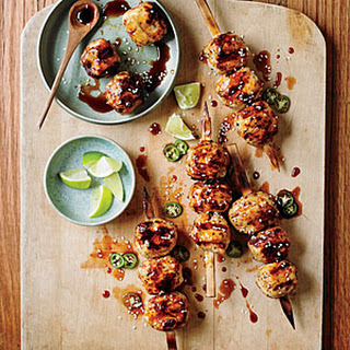 Tsukune (Japanese Chicken Meatballs)