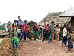 Photo: Wioska Ban Nam Kanne (prowincja Bokeo) / Ban Nam Kanne village (Bokeo province)