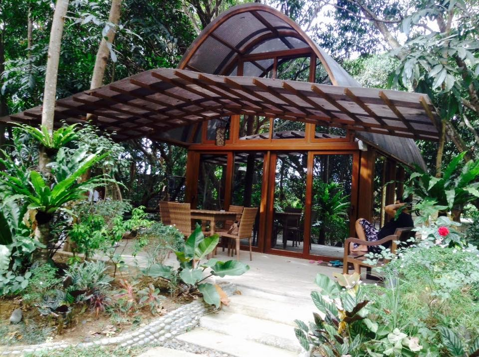 Team building facility near metro manila san rafael river for Cottage builders near me