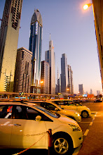 Photo: Sheikh Zayed road