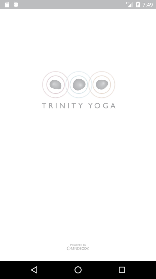 Trinity Yoga LLC- screenshot