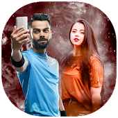 Selfie with Virat Kohli, Cricketer
