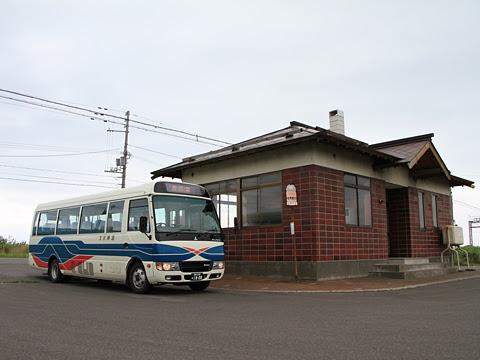 沿岸バス「上平古丹別線」 1808_02