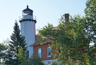 Photo: Eagle Harbor Lighthouse