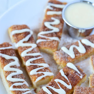 Gluten Free Cinnamon Sticks
