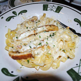 Chicken San Marco by Olive Garden