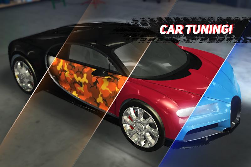 GTR Speed Rivals Screenshot 1