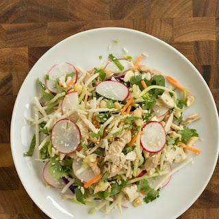 Chicken Cashew Slaw Recipe