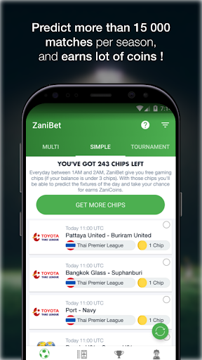 ZaniBet : Football Prognosis 1.5.5.4 screenshots 3