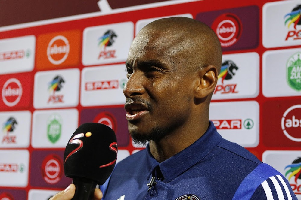 Mokwena after defeat to Chiefs: 'I felt I was Picasso admiring the Mona Lisa'
