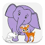 Kancil and Elephant are afraid of Rats APK icon