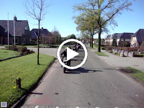 Video: filmpje...op weg naar het terrein