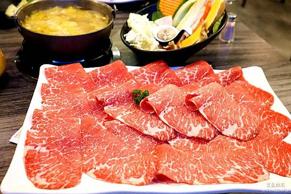 熊飽鍋物▋宜蘭市餐廳~和牛、依比利豬、海鮮、櫻桃鴨胸、巨大肉盤~高檔夢幻食材吃的開心又滿意(母親節大餐)