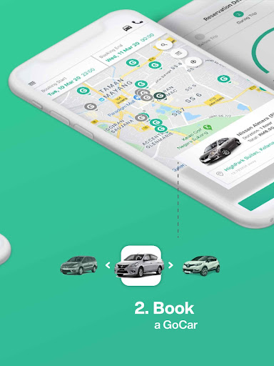 GoCar Malaysia: Experience Car Sharing 1.9.10 Screenshots 12