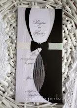 Photo: Pozivnica SUIT & DRESS SIPLE Šifra: 450617 Cijena: 15,90 kn