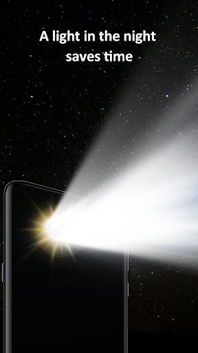 Super LED Flashlight 1.0.8 screenshots 1