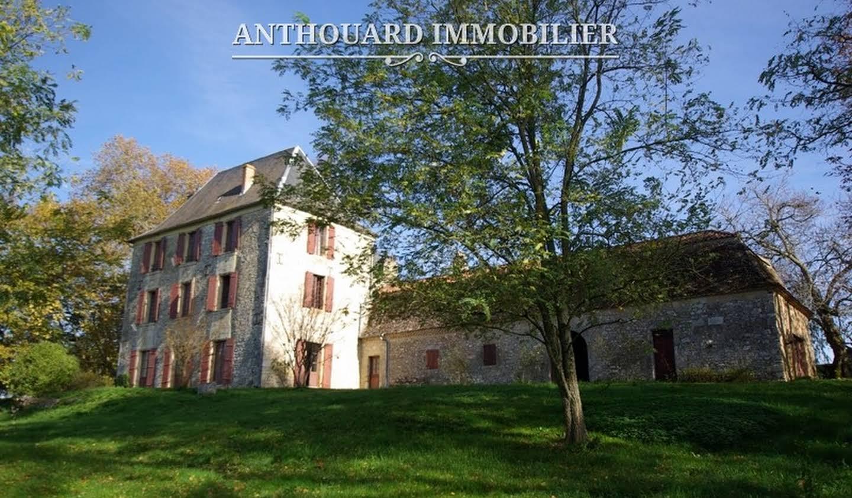 Propriété avec jardin Beaumont-du-Périgord