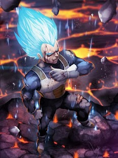 New Super Saiyan Wallpaper HD - náhled