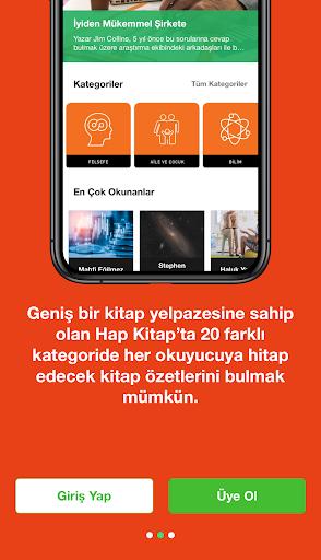 HapKitap screenshot 2