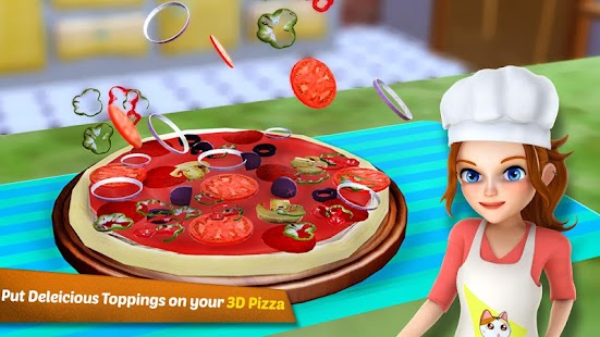 Pizza Maker 3D - náhled