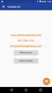 WirelessGetaway- screenshot thumbnail