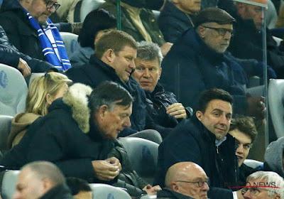 Hein Vanhaezebrouck pourrait emmener un attaquant dans ses bagages à Charleroi