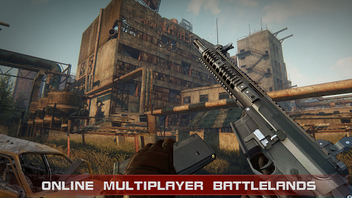 Zombie Shooter:  Pandemic Unkilled 2.1.2 screenshots 1