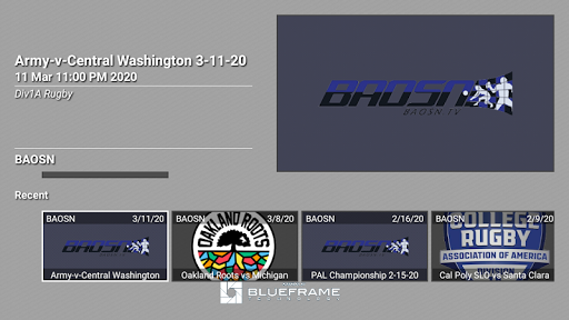 Bay Area Online Sports Network screenshot 1