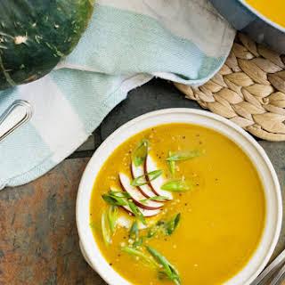 Jamaican Squash Soup.