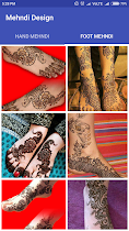 Latest Mehndi Design - screenshot thumbnail 03