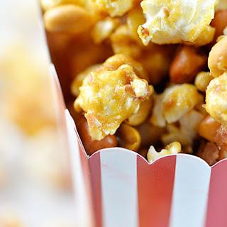 Homemade Cracker Jacks Popcorn