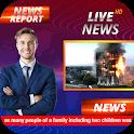 Breaking News Photo Editor icon