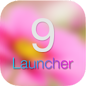 iLauncher OS 9 – Stylish Theme