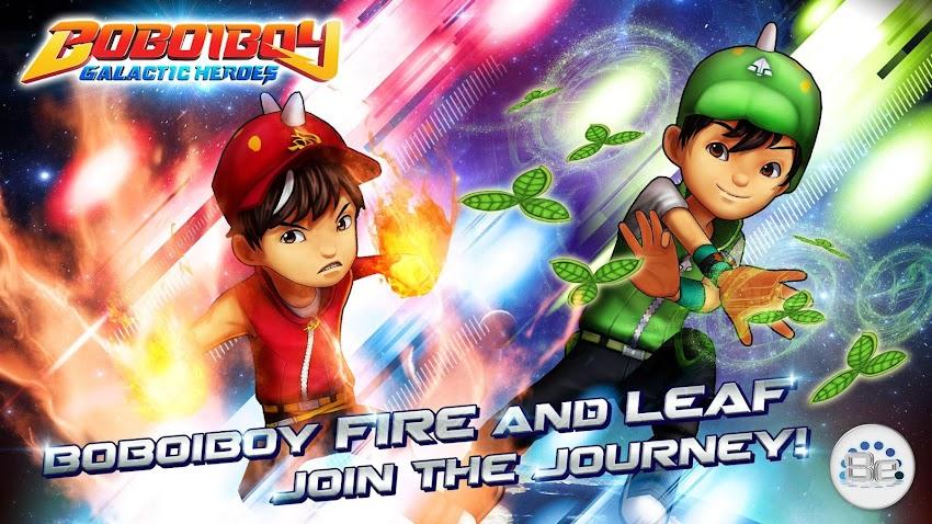 BoBoiBoy: Galactic Heroes RPG APK