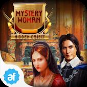 Mystery Woman Hidden Object