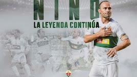 Nino es un ejemplo a seguir para el fútbol nacional.