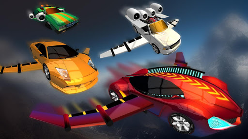 Flying Car Simulator 2017