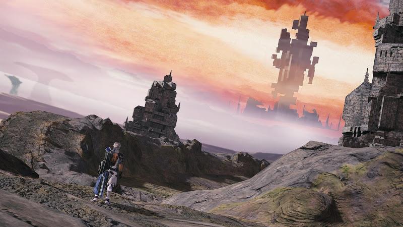 MOBIUS FINAL  FANTASY Screenshot 15