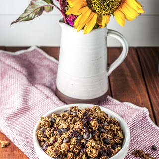 Autumn Spiced Granola
